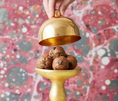 CBD Raw Oatmeal Cookie Bites
