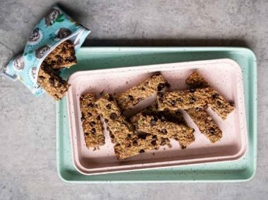 Oat and Seed Bars