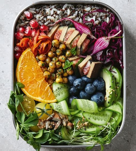"""These Bento Box Recipes Will Take Your Workday Lunches From """"Meh"""" to Marvelous"""