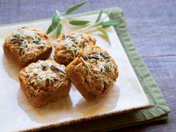 Double Pumpkin Muffins