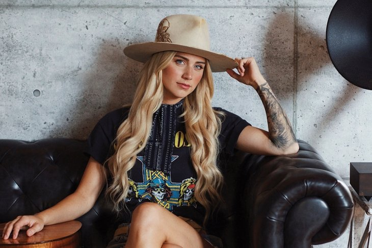 Alli Walker: Music With a Conscience