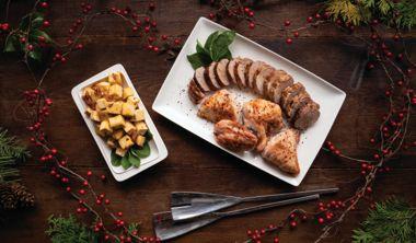 Three-Way Mixed Holiday Grill