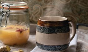 Keepin' It Hot with Fire Cider Vinegar