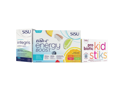 Win a New Year's Wellness Prize Pack from Sisu!