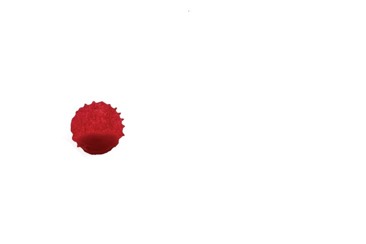 Image of a blood drop