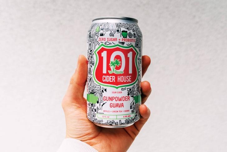 Probiotic Cider Has Arrived
