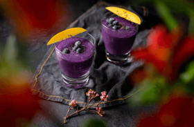 Deep Purple Smoothie