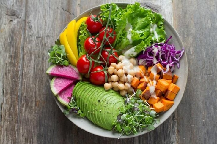 Plant-Based Meals and Diets for Sensitivities