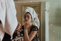 How has your beauty routine changed during COVID-19?