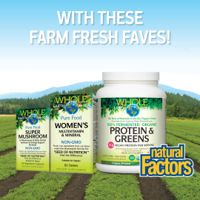 Win Whole Earth & Sea Goodies From Natural Factors!