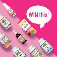 Win a Wellness Prize Pack from Natural Factors