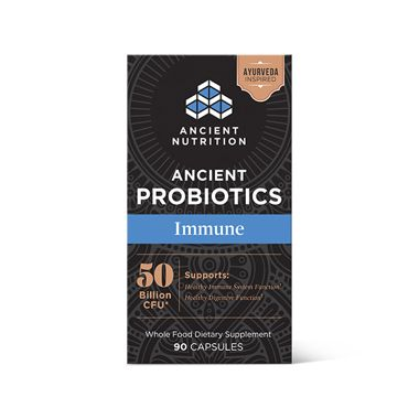 Win Immune-Supporting Probiotics from Ancient Nutrition