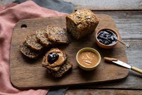 Savoury Rustic Breakfast Cakes
