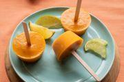 Mango Paleta Popsicles
