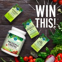 Win a Vegan Essentials Prize Pack From Whole Earth & Sea!