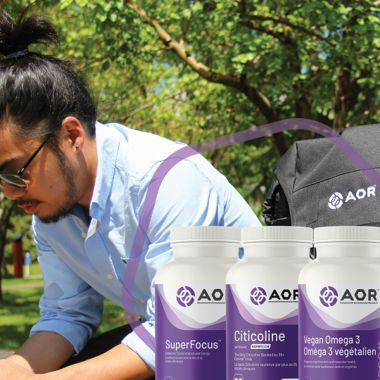 Win a Cognitive Health Prize Pack From AOR!