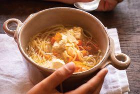 Chicken Noodle Soup Shines Again