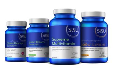 Win an Immune-Supporting Sisu Prize Pack!