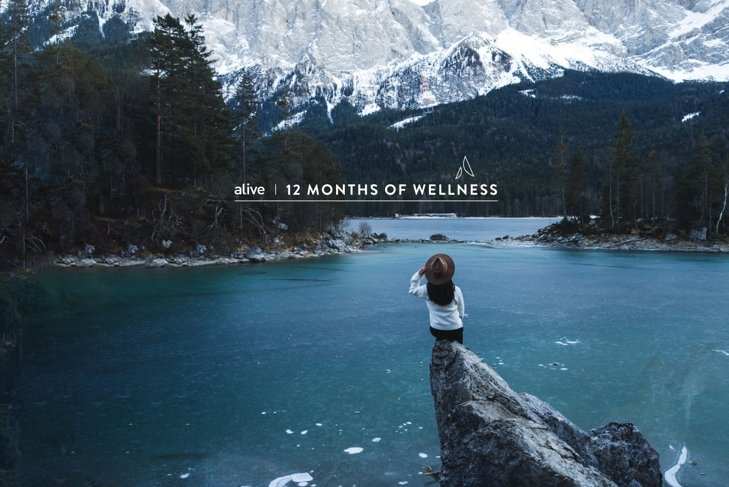alive's 12 Months of Wellness: Sign Up Now