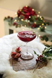 Pomegranate and Fennel Elixir