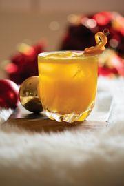 Turmeric Orange Tonic
