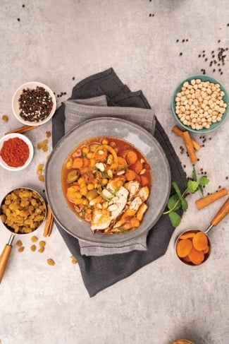 Perfect Pulses—Perfect Food
