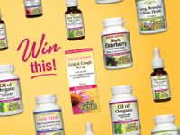 Win a Natural Factors Winter Cold & Flu Recovery Pack!