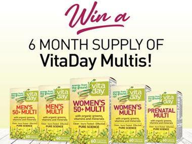 Win With VitaDay and Reset for 2021!