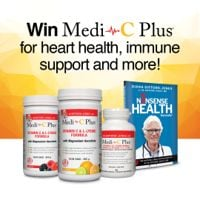 Win Medi-C Plus for Heart Health, Immune Support, and More!