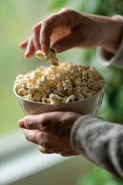 Umami Dusted Popcorn