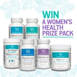 Win a Fantastic WomenSense Prize Pack!