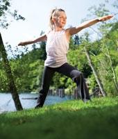 Peace Warrior (Yoga)