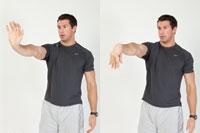 Wrist Flexion to Extension