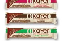 Kayer Dark Chocolate Truffle Bars