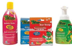Nature Clean Treehouse Bubble Bath and Soaps