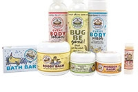 Broody Chick body products