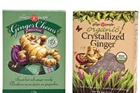 The Ginger People ginger chews and candies