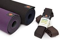 Halfmoon eco yoga mat