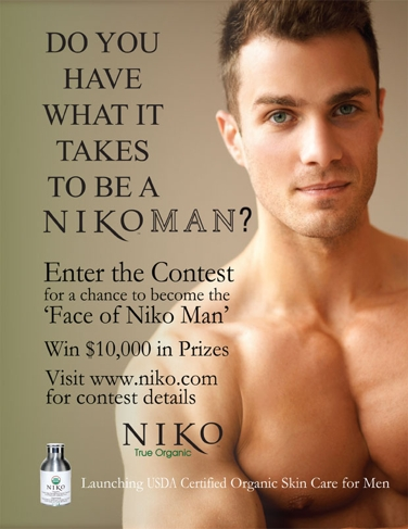Niko Man contest