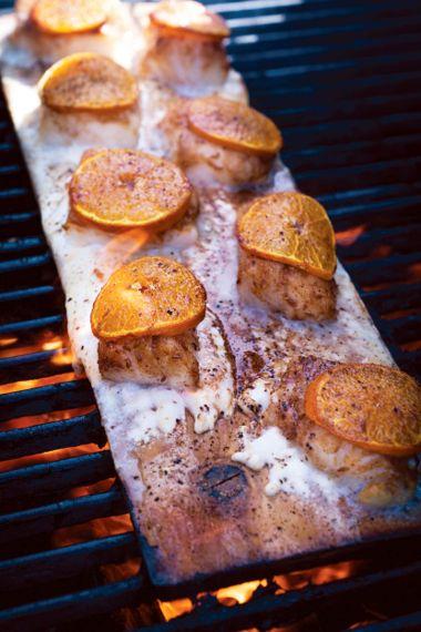 Grilled Citrus Chipotle Icelandic Cod