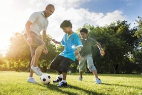 Be a Fitness Role Model for Your Children's Future Health