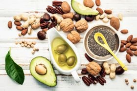 10 Plant-Based Foods Bursting with Healthy Fats