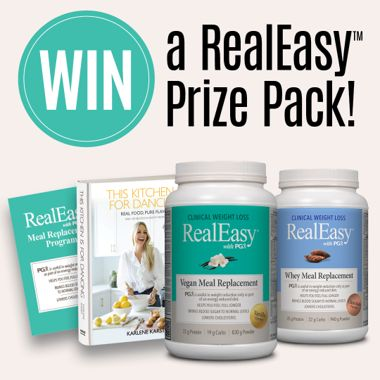Win a RealEasy Prize Pack Just in Time for Fall!
