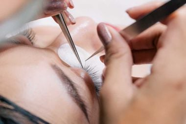 Health Considerations for the Eyelash Extension Trend